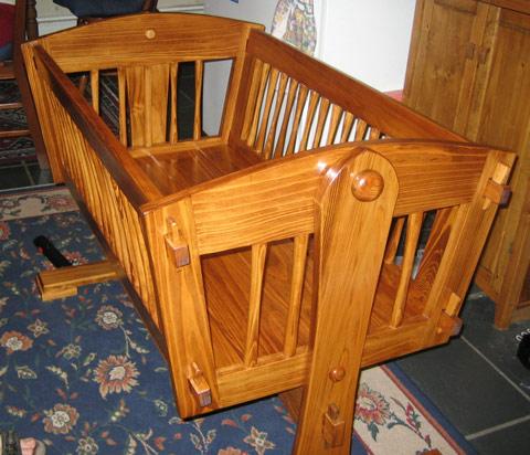Beau Cypress Baby Cradle Cypress Baby Cradle ...