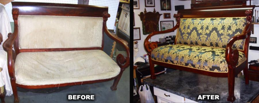 Antique Sofa.