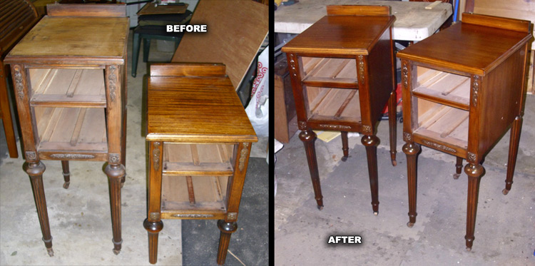 End Table Repairs